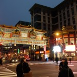 I spent much time in Chinatown, especially in Starbucks