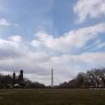 My next stop was Washington, DC. This is the Washington Monument from a distance