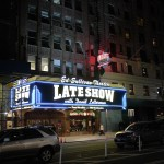 This is where the Late Show with David Letterman is recorded