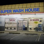 Super Wash House - this is where I did my laundry during previous visits in Knoxville. Now with free internet!