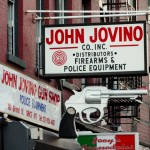 Shopping for firearms in Little Italy