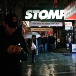 STOMP - one of my highlights in New York! By far exceeded my already high expectations.
