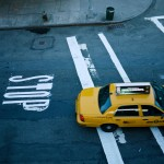 Yellow cab, New York