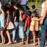 Some Nicaraguan kids. Stop picking your nose, boy!