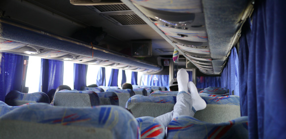 Bus Feet